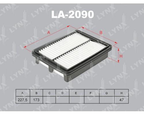 Воздушный фильтр Lynx LA-2090