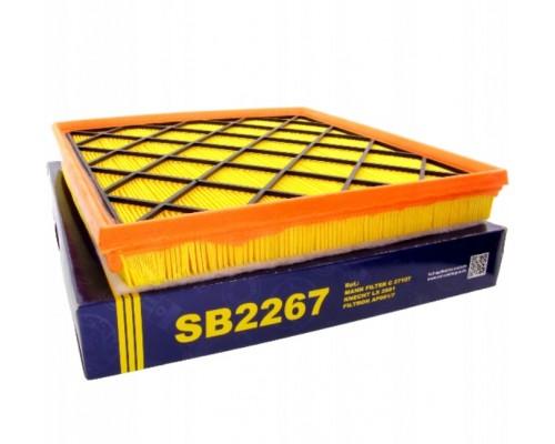 Фильтр воздушный SB2267