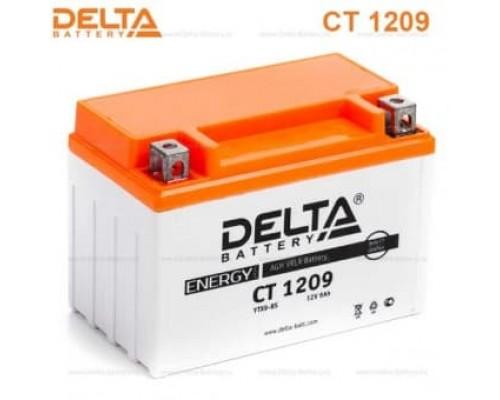 Аккумулятор DELTA BATTERY CT 1209 12V 9 A/ч