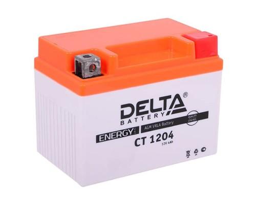 Аккумулятор DELTA BATTERY CT 1204 12V 4Ah