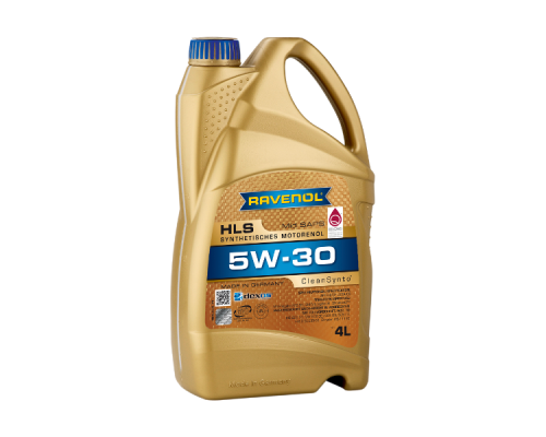 Масло моторное Ravenol HLS 5-30 (4л)