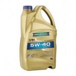 Масло моторное синтетическое Ravenol VSI 5W-40 (5л)
