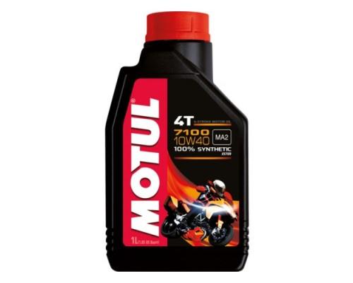 Масло моторное синтетическое Motul 7100 4T 10W-40 (1л)