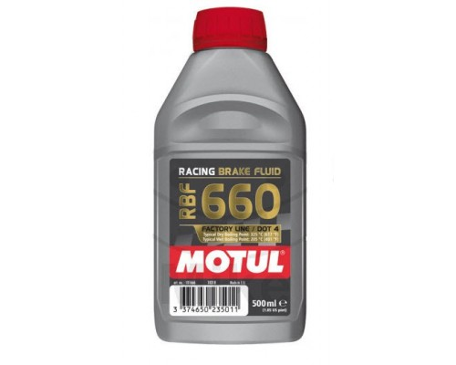 Жидкость гидравлическая RBF 660 BRAKE FLUID (0.5л)