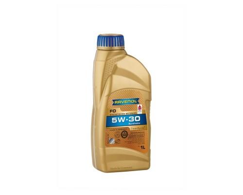 Масло моторное синтетическое Ravenol FO 5W-30 (1л)