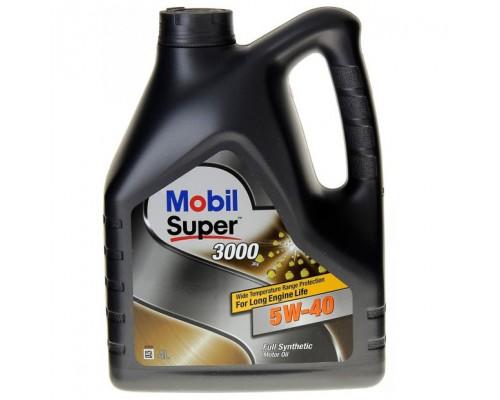 Масло моторное Mobil 5w-40 4л
